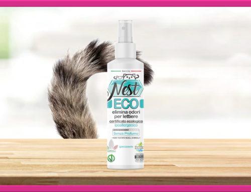 Nest Eco Elimina Odori Lettiere